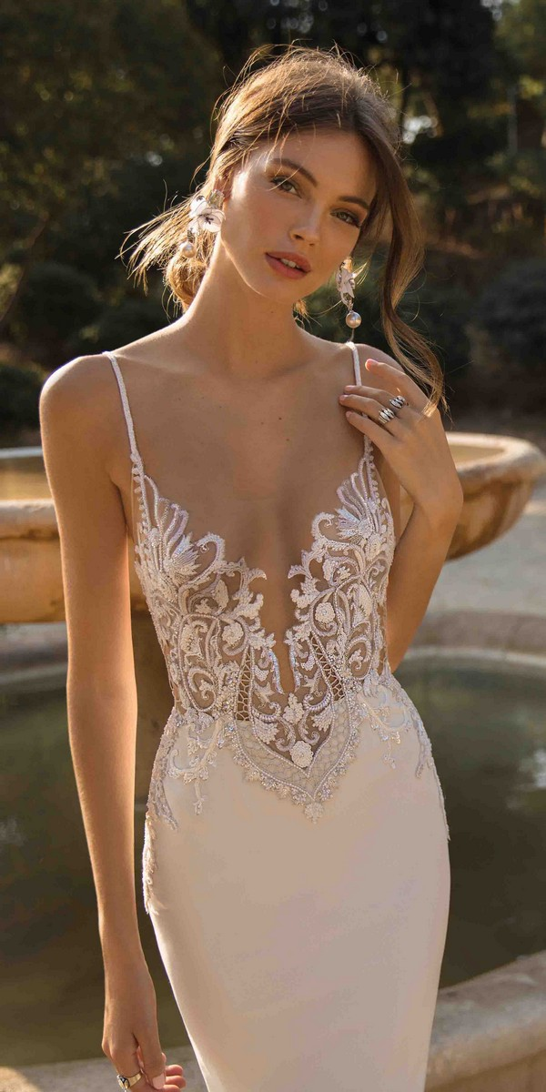 MUSE by Berta Debbie Wedding Dress 2019 Barcelona Collection