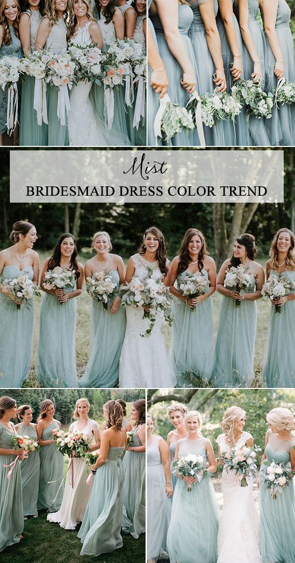 9d4ceb5e28e mist bridesmaid dresses for 2019 trends - EmmaLovesWeddings