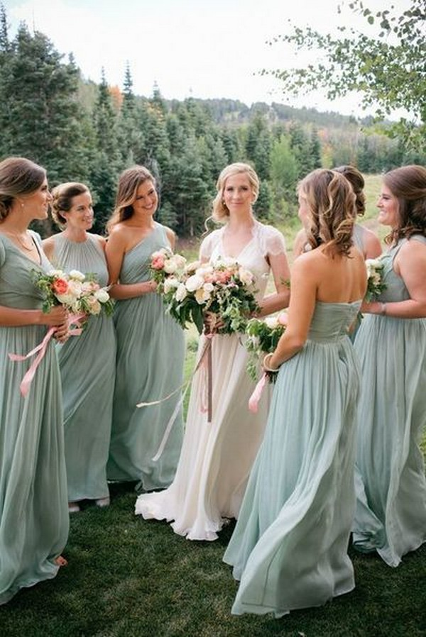 b0c8d284154 mist chiffon bridesmaid dresses 2 - EmmaLovesWeddings