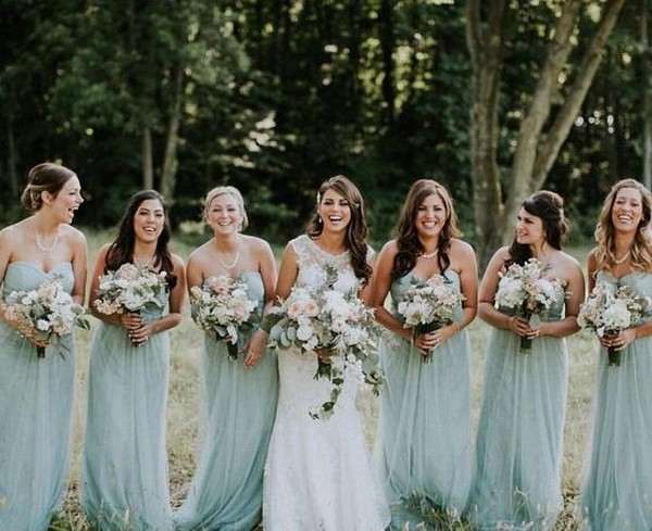 8fdf0f4a056 Top 5 Bridesmaid Dress Color Trends for 2019 - EmmaLovesWeddings