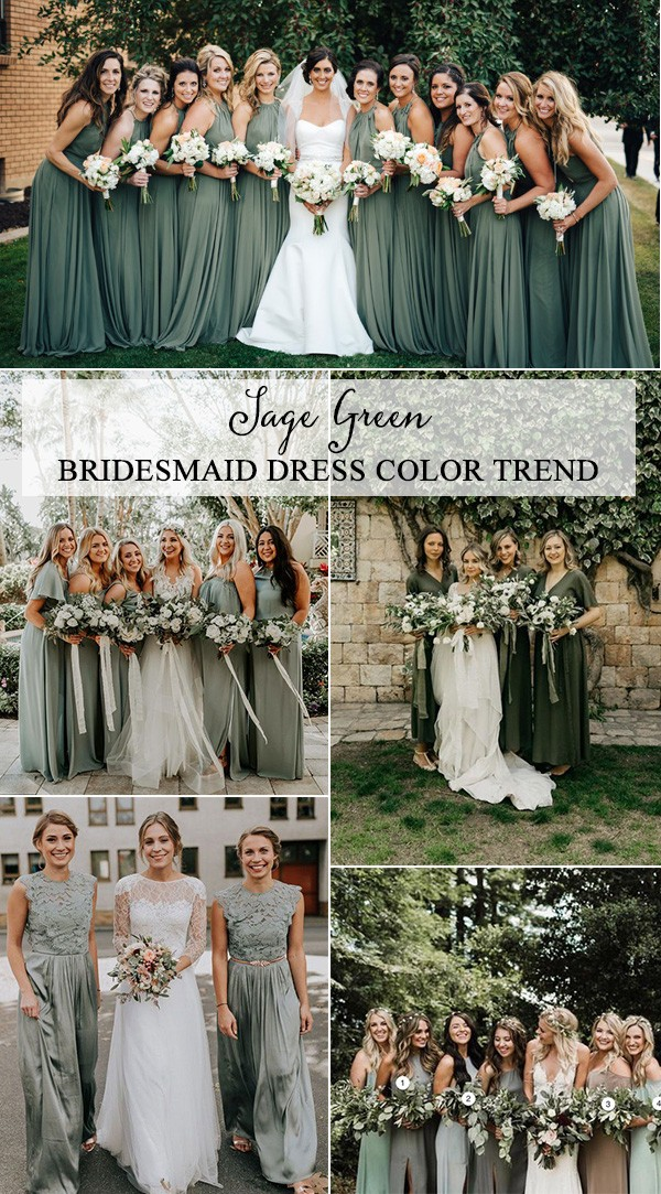 99bbc0ae7ca1 Top 5 Bridesmaid Dress Color Trends for 2019 - EmmaLovesWeddings