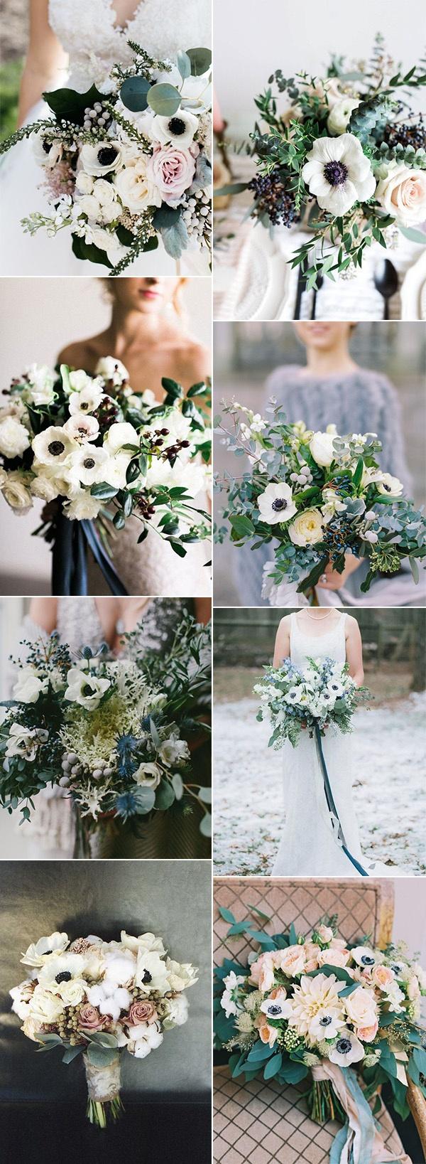 2019 trending wedding bouquets