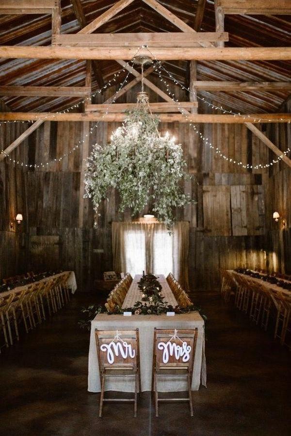 industrial barn wedding ideas