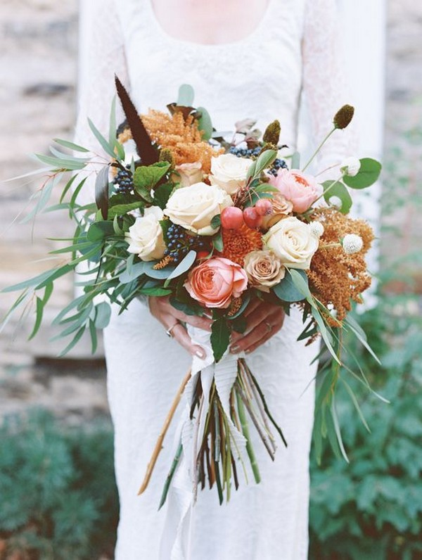 wedding bouquet ideas for 2019