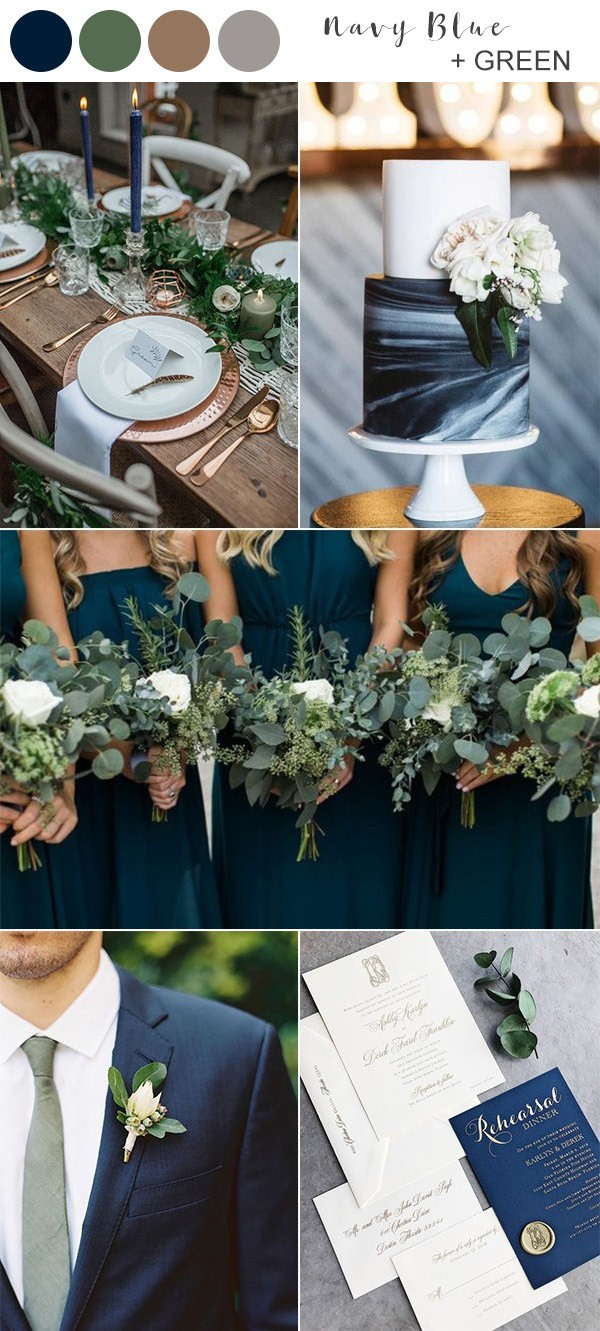 Top 10 Fall Wedding Colors for 2020 Trends You'll Love ...