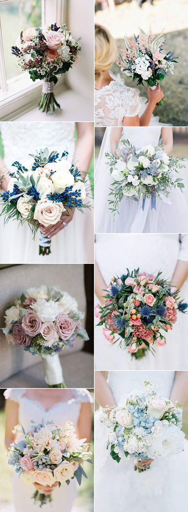 trending spring summer wedding bouquets for 2019