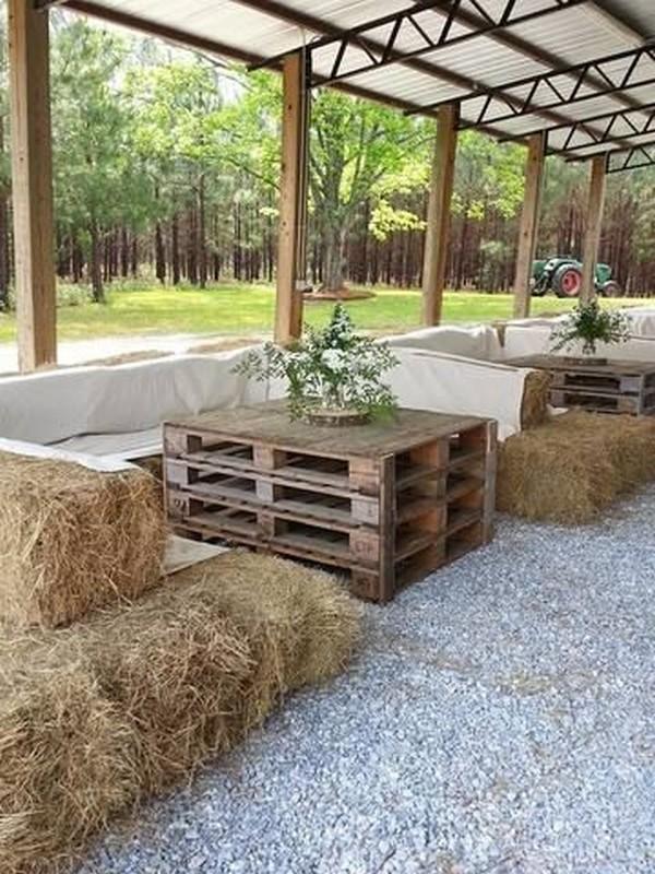 country woodland wedding ideas