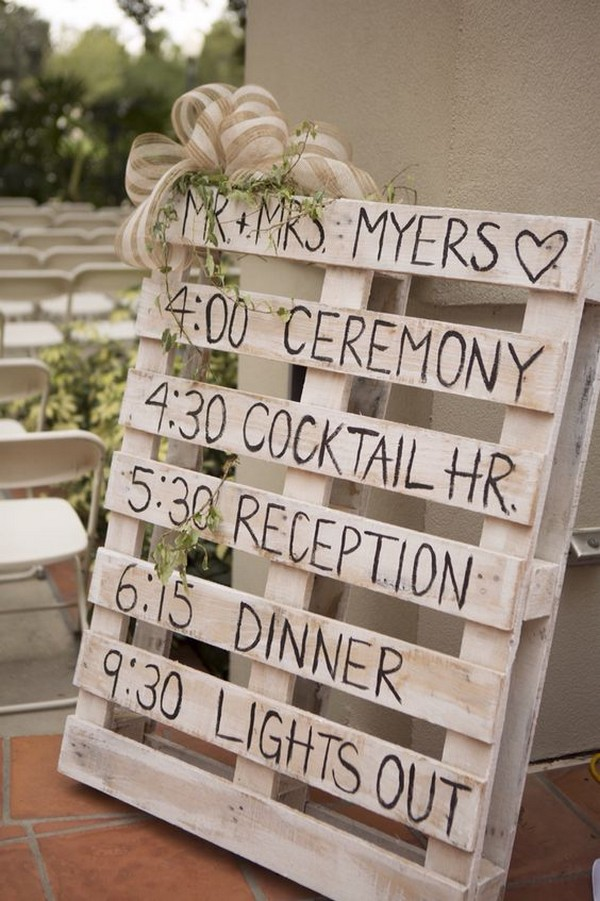 Rustic Wedding Decor On A Budget Simple