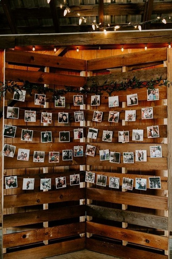 24 Diy Country Wedding Ideas With Pallets To Save Budget