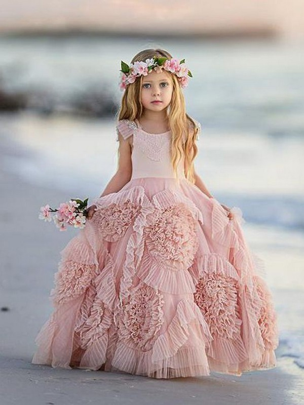 20 Adorable Flower Girl Dresses For Your Wedding Day Emmalovesweddings