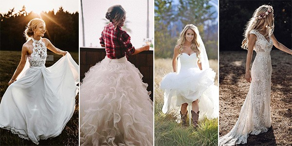 country wedding dresses 2