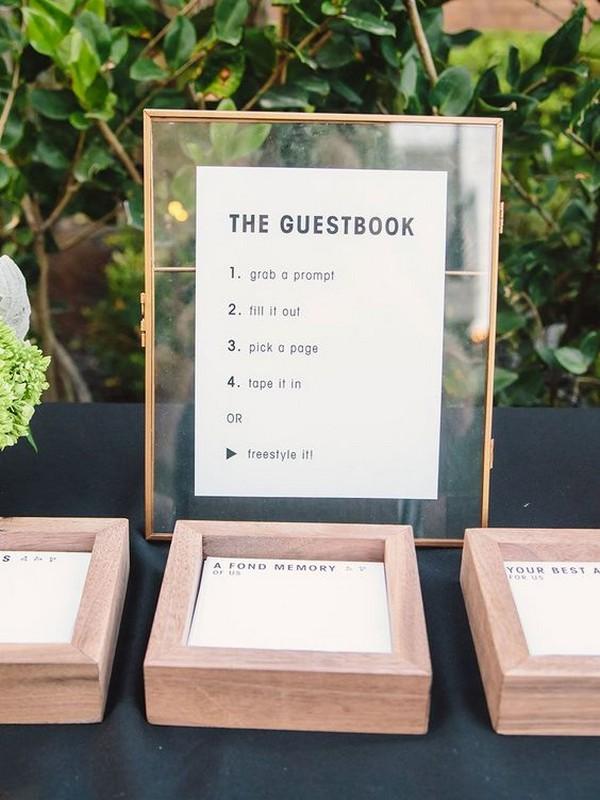 Creative Wedding Guest Book Ideas Emmalovesweddings