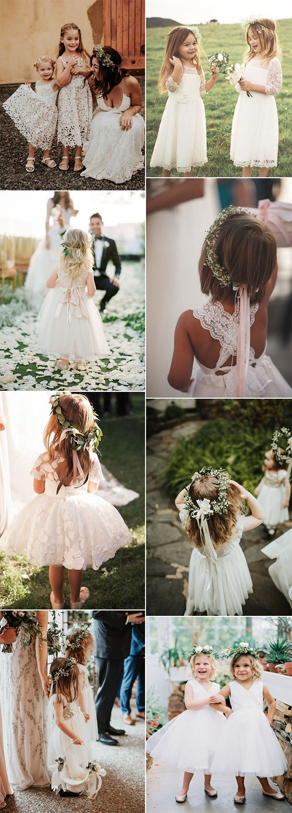 trending flower girl dresses for 2019 trends