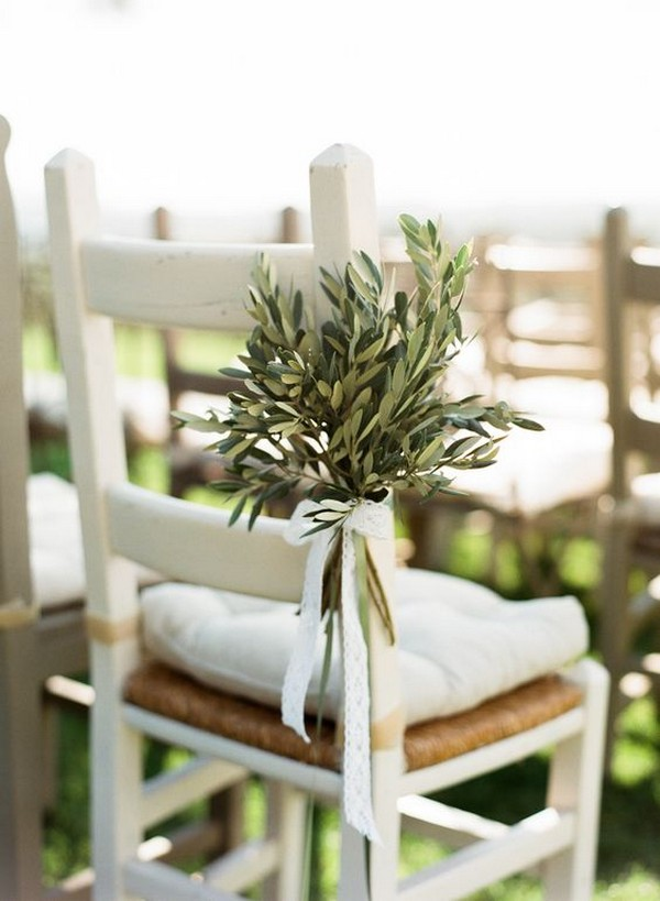 budget friendly outdoor wedding aisle decoration ideas