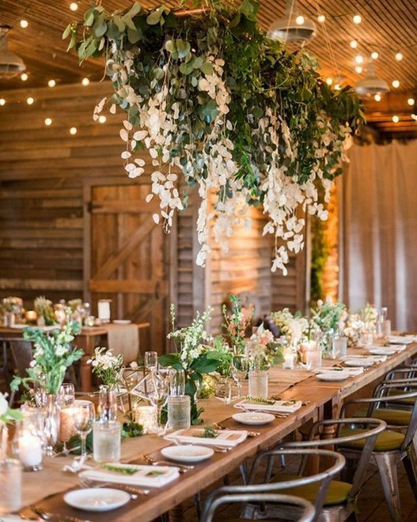 Trending-30 Wedding Hanging Decoration Ideas To Love