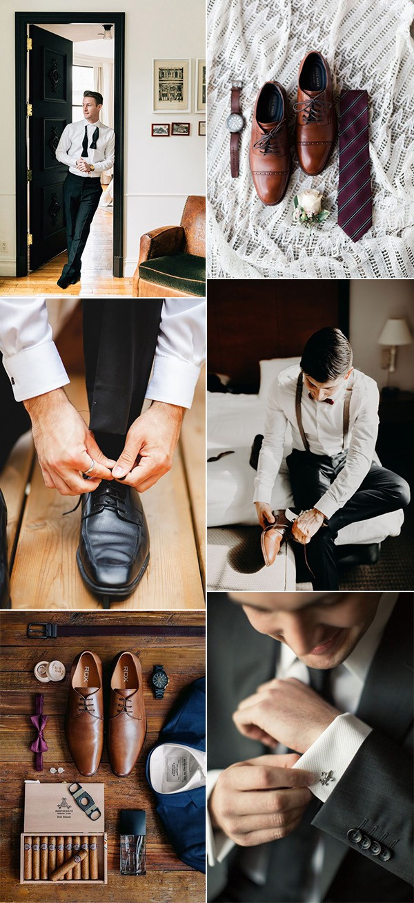 wedding getting ready photo ideas for groom