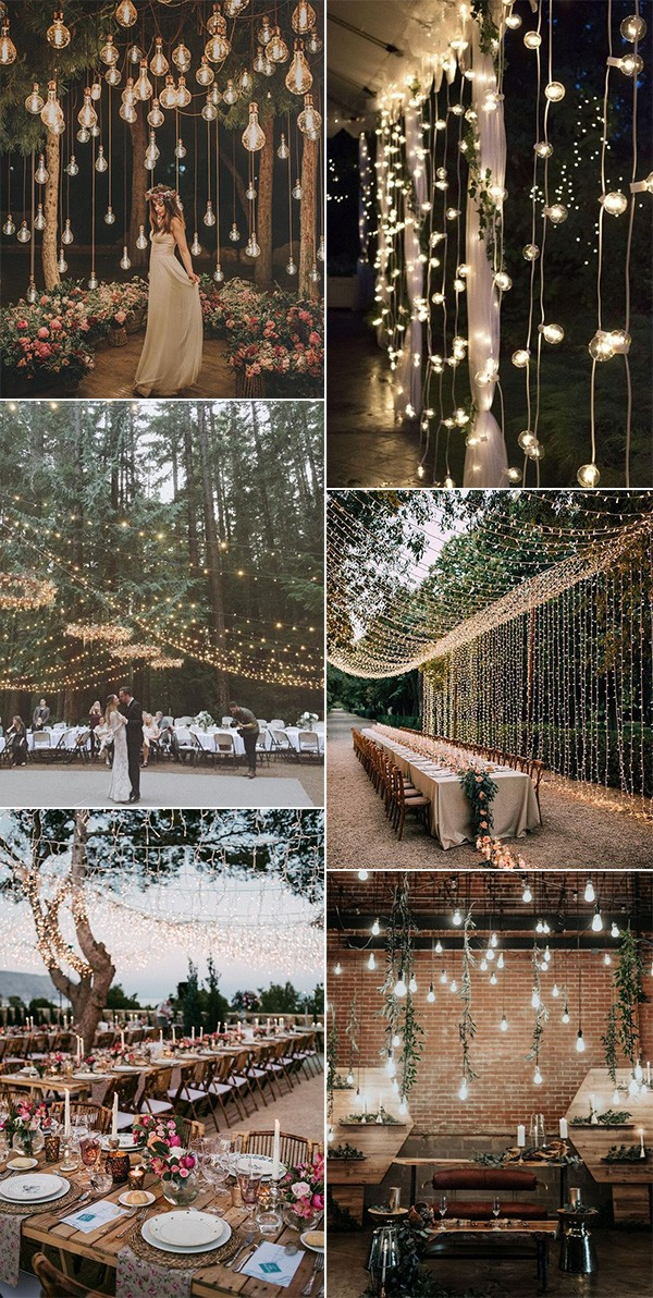 wedding lighting decoration ideas