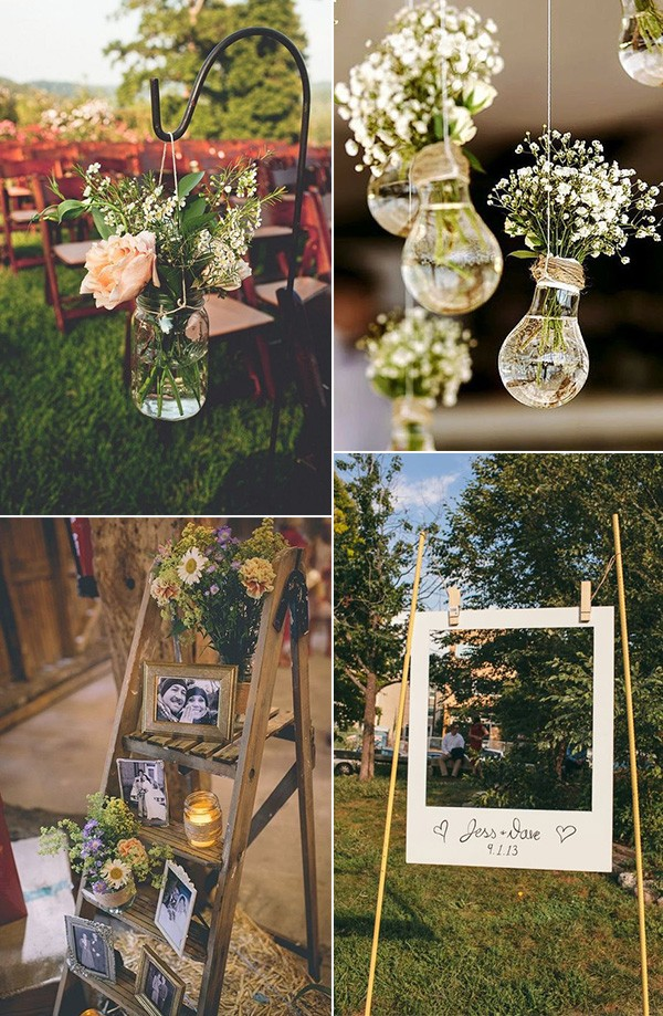 20 Budget Friendly Wedding Decoration