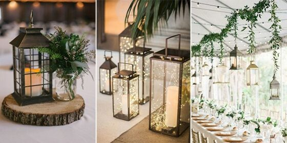 lanterns wedding decorations