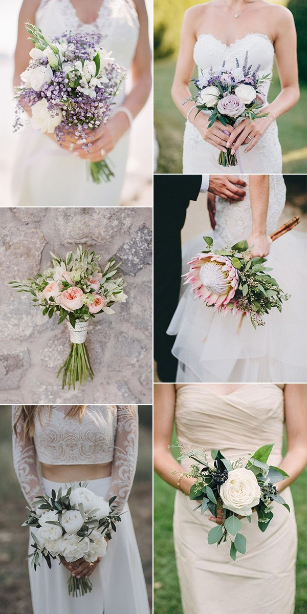 practical small wedding bouquets