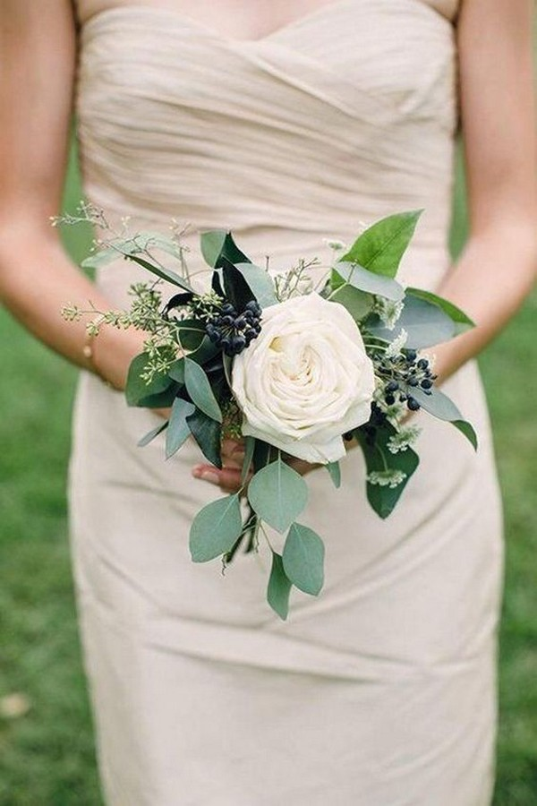 small simple wedding bouquet ideas