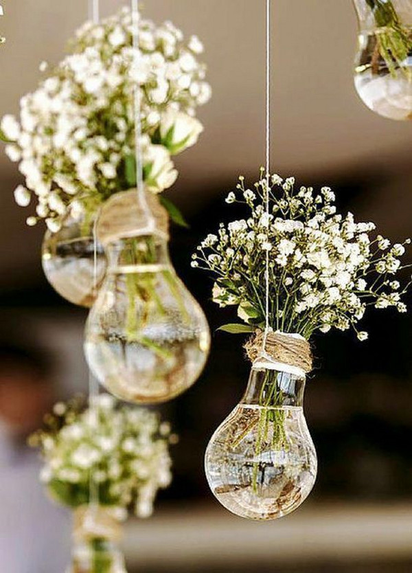 DIY wedding decorations ideas on a budget