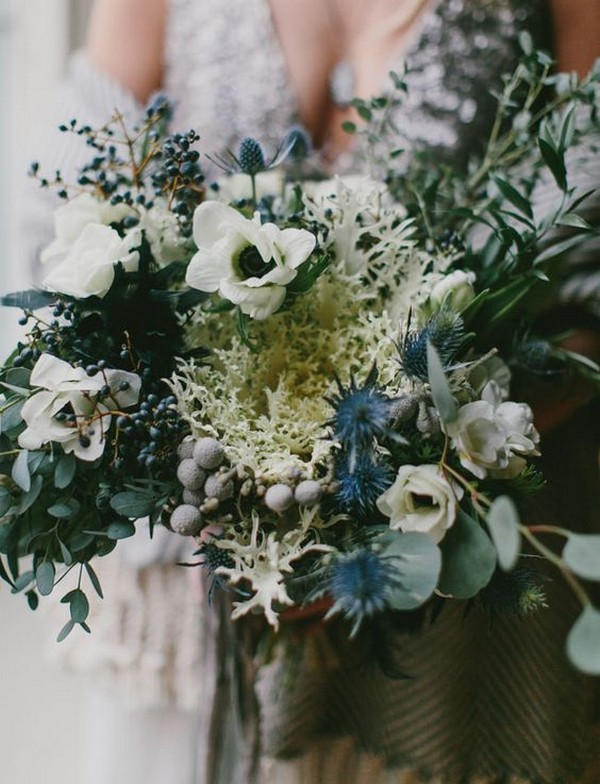 chic wedding bouquet ideas
