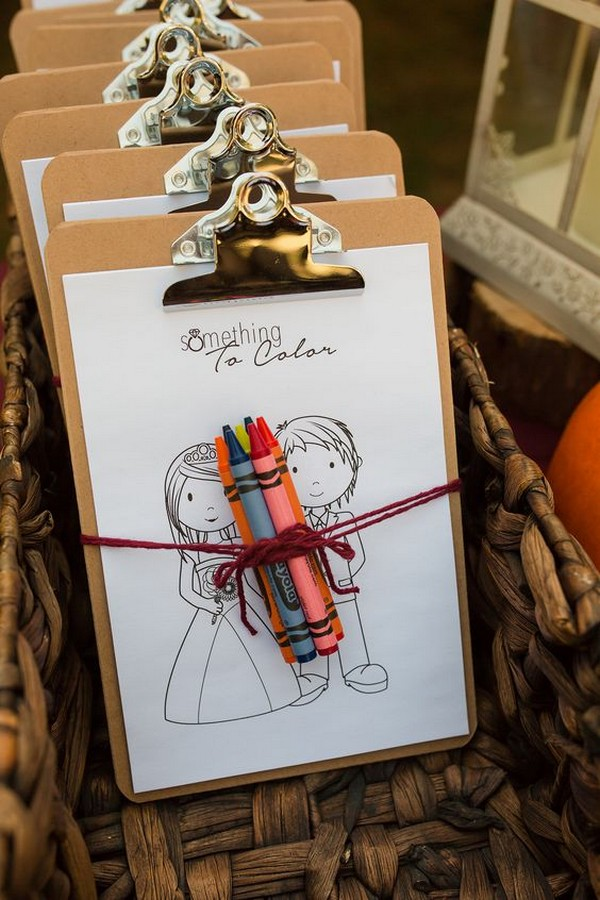 wedding ideas for kids at weddings