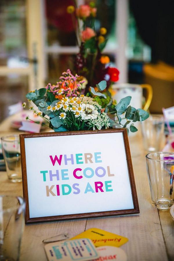 kids activities wedding planning ideas