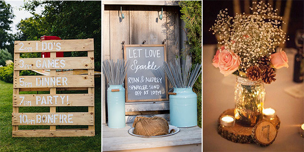 country wedding ideas