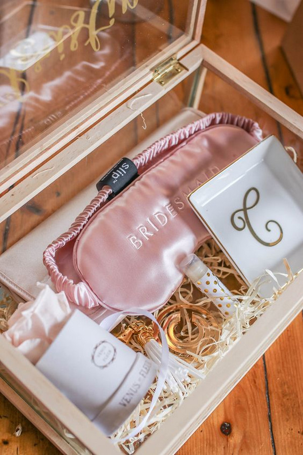 bridesmaid proposal gift box ideas 2