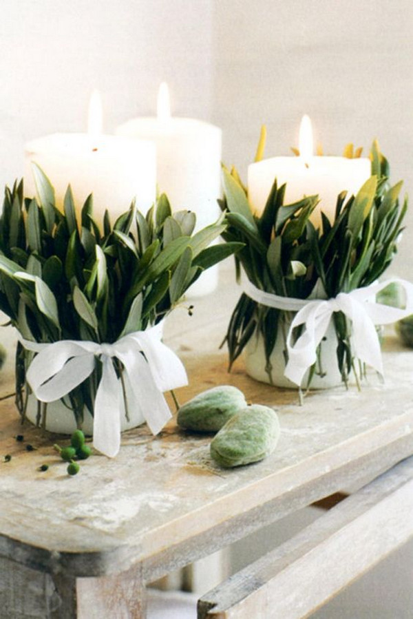 budget friendly DIY wedding centerpiece ideas