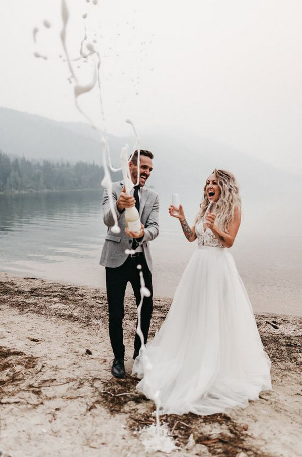Lake Wenatchee Wedding Elopement Ideas