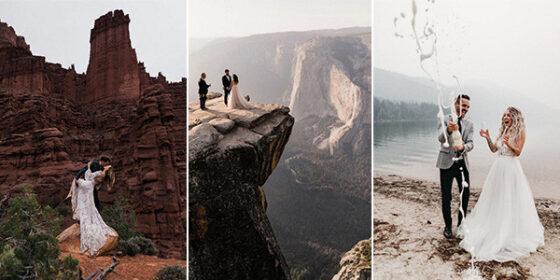 elopement wedding ideas
