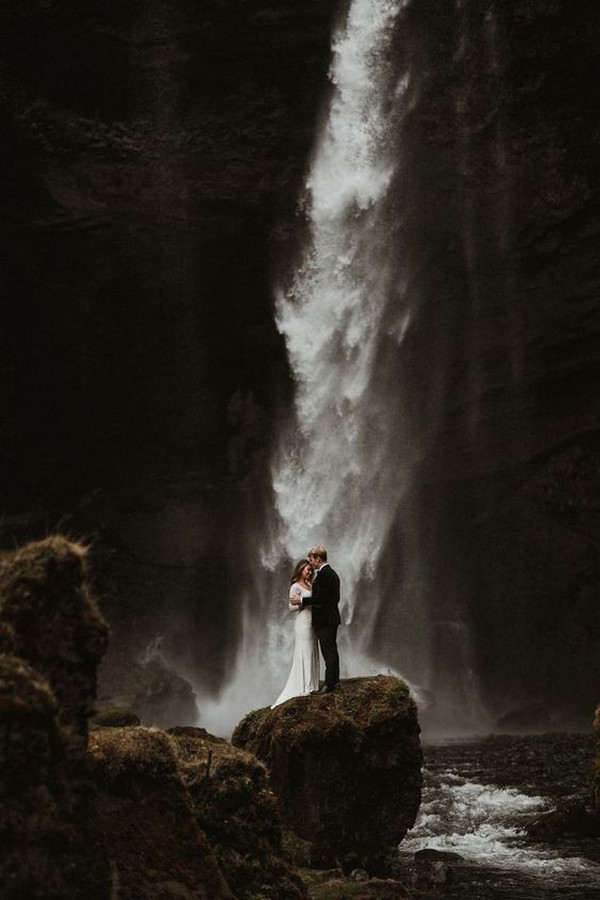 iceland elopement wedding ideas