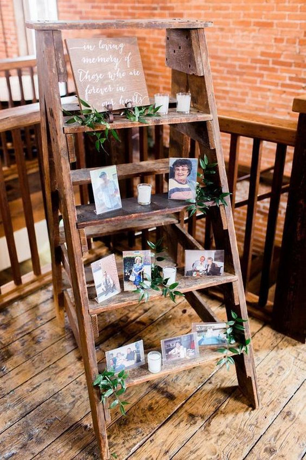 in loving memory sign wedding ideas