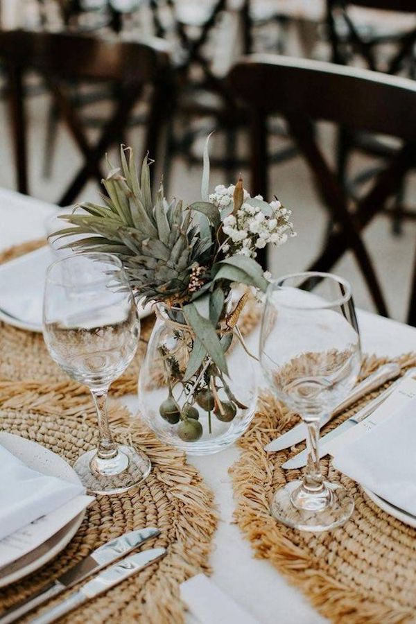 boho wedding centerpiece ideas on a budget