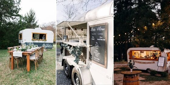trending mobile bar wedding reception ideas for 2021