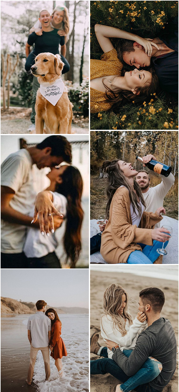 best wedding engagement photo ideas for 2021