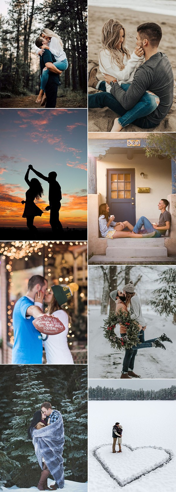 engagement photo ideas for 2021 trends
