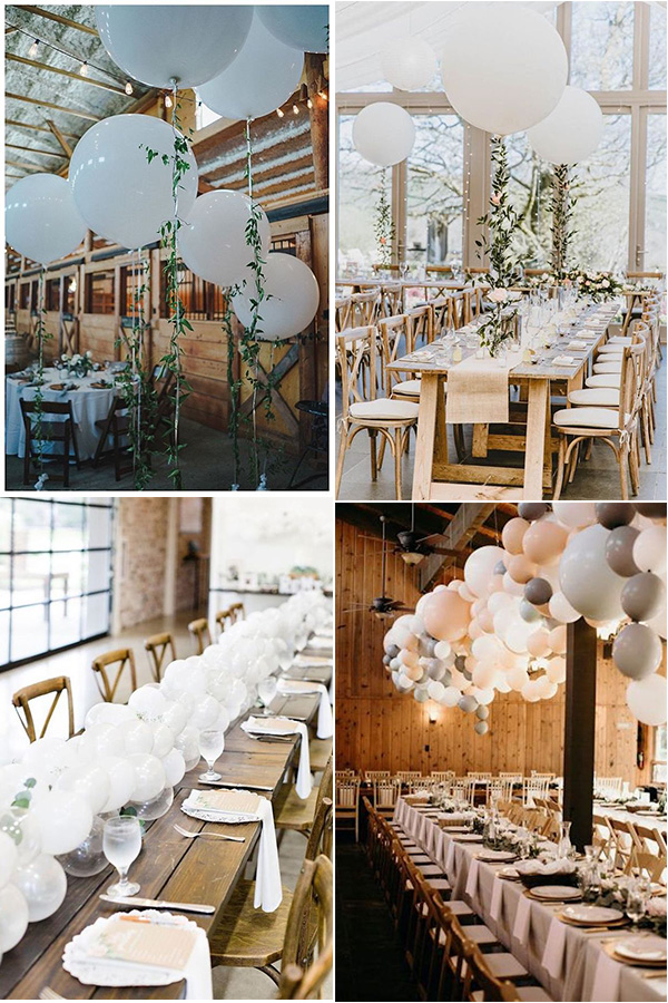 wedding reception decoration ideas with balloons for 2021