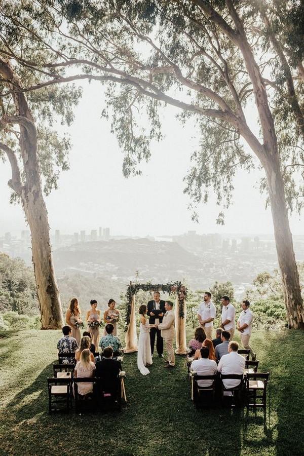 intimate small wedding ceremony ideas